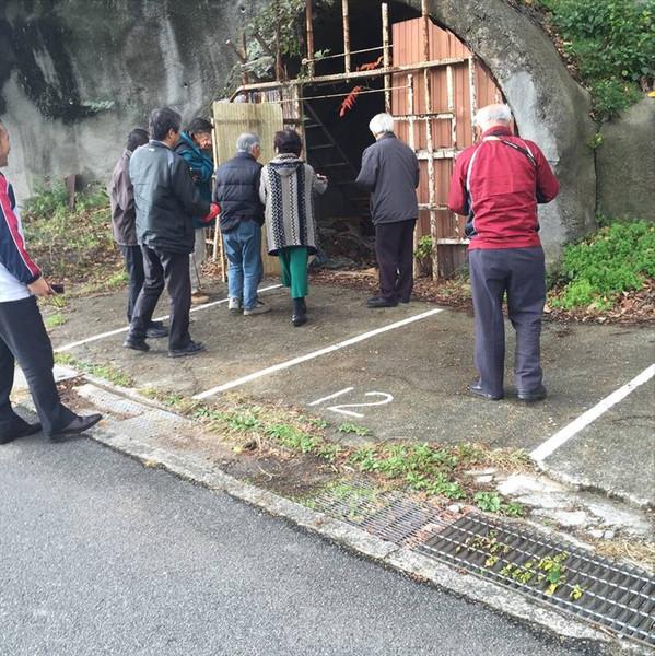 広海軍工廠 地下壕: sentoku.net